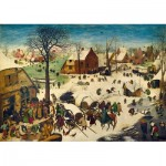 Puzzle   Pieter Bruegel the Elder - The Census at Bethlehem, 1566