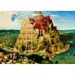 Puzzle   Pieter Bruegel the Elder - The Tower of Babel, 1563
