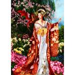 Puzzle   Sekkerastoya Queen of Silk