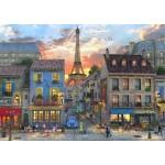 Puzzle   Streets of Paris
