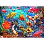 Puzzle   Tropical Fish