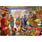 Puzzle   Village Greengrocer