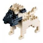 Brixies-58427 Nano Puzzle 3D - Carlin