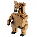 Brixies-58435 Nano Puzzle 3D - Ours