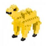 Nano Puzzle 3D - Chameau