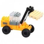 Nano Puzzle 3D - Chariot Elevateur JCB