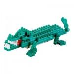 Nano Puzzle 3D - Crocodile