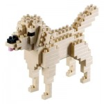Nano Puzzle 3D - Golden Retriever