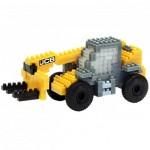 Nano Puzzle 3D - JCB Chariot Télescopique
