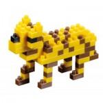 Nano Puzzle 3D - Léopard