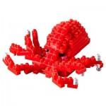 Nano Puzzle 3D - Pieuvre