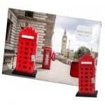 Nano Puzzle 3D - Téléphone Anglais