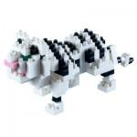 Nano Puzzle 3D - Tigre