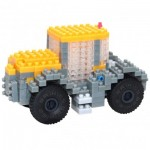 Nano Puzzle 3D - Tracteur JCB