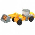 Nano Puzzle 3D - Tractopelle JCB