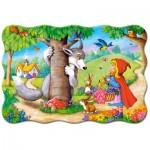 Puzzle  Castorland-02337 Pièces XXL - Le Petit Chaperon Rouge