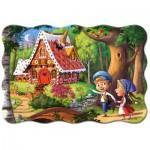 Puzzle  Castorland-02368 Pièces XXL - Hansel et Gretel