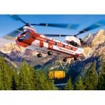 Puzzle  Castorland-030125 Sky Transport