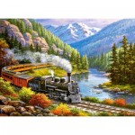 Puzzle  Castorland-030293 Eagle River