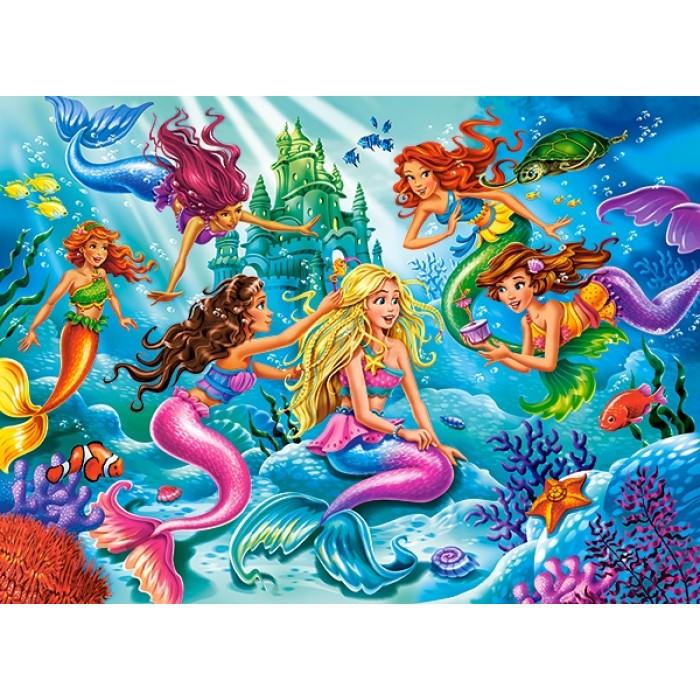 Mermaid Meeting