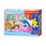Puzzle  Castorland-03655 Le Petit Chaperon Rouge