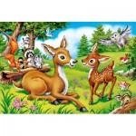 Puzzle  Castorland-040261 Pièces XXL - Dear Little Deer