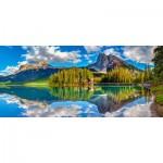 Puzzle  Castorland-060092 Emerald Lake, Canada