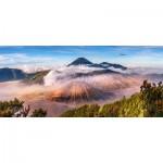 Puzzle  Castorland-060214 Bromo Volcano, Indonesie
