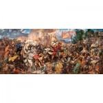 Puzzle  Castorland-060382 Jan Matejko - La bataille de Grunwald