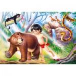Puzzle  Castorland-06564 Le livre de la jungle