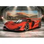 Puzzle  Castorland-066162 Concept-Car