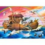 Puzzle  Castorland-066186 Arche de Noé