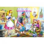 Puzzle  Castorland-06632 Poucette