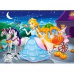 Puzzle  Castorland-06908 Cendrillon
