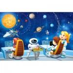 Castorland-08521-KO3 Mini Puzzle - Espace