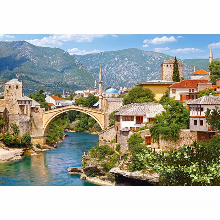 Mostar, Bosnie Herzégovine