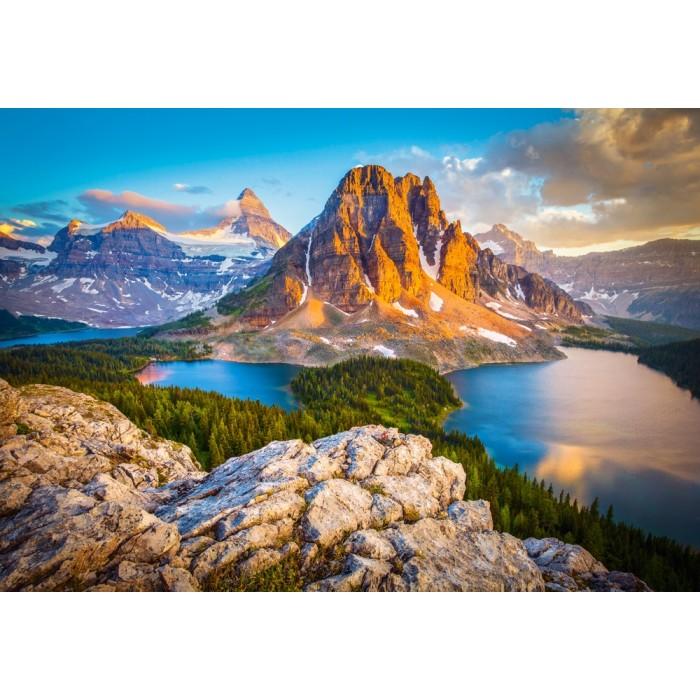 Assiniboine Vista, Banff National Park, Canada