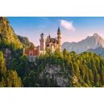 Puzzle  Castorland-103706 Neuschwanstein, Allemagne