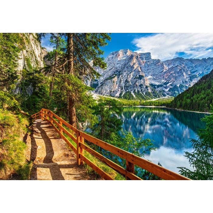Pragser Wildsee, Italie
