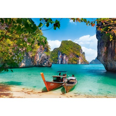 Puzzle Castorland-104154 Ko Phi Phi, Thaïlande