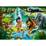 Puzzle  Castorland-111022 Le Livre de la Jungle