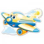 Puzzle  Castorland-120031 Pièces XXL - Sunny Flight