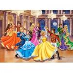 Puzzle  Castorland-13449 Bal des Princesses