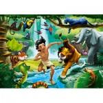 Puzzle  Castorland-13487 Le Livre de la Jungle