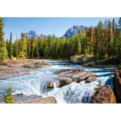 Puzzle Castorland-150762 Canada, Parc National de Jasper : Rivière Athabasca
