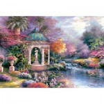 Puzzle  Castorland-151325 Graceful Guardian
