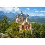 Puzzle  Castorland-151424 Neuschwanstein