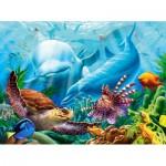 Puzzle  Castorland-200627 Ocean Life