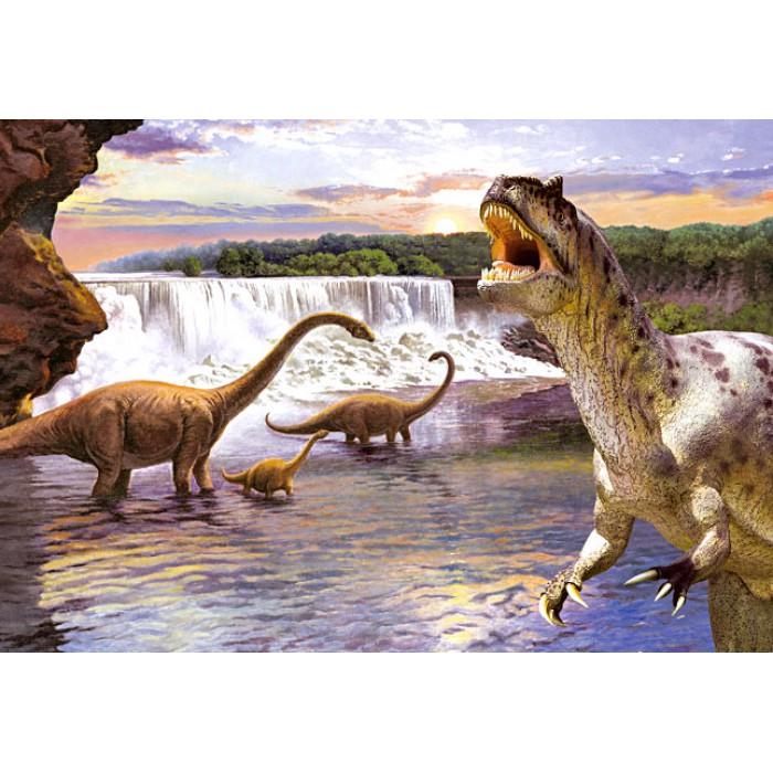 Dinosaures : Diplodocus
