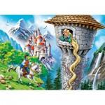 Puzzle  Castorland-27453 Raiponce
